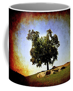 Lone Tree On The Hill Coffee Mug