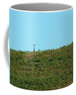Lonely At The Top Coffee Mug