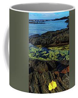 Lonely Leaf Coffee Mug