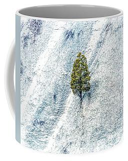 Lonely Tree Coffee Mug