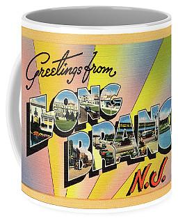 Long Branch Greetings Coffee Mug