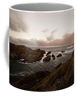 Long Exposure Arctic Coffee Mug