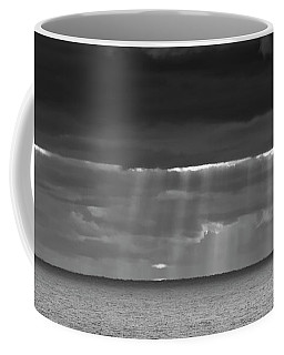 Coffee Mug featuring the photograph Long Way Home by Ricky L Jones