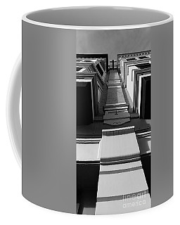 Coffee Mug featuring the photograph Looking Up by Jeni Gray