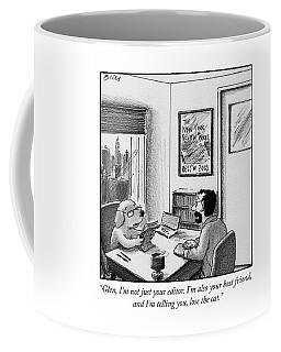 Lose The Cat Coffee Mug