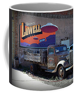 Lost In Lowell Coffee Mug