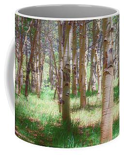 Lost In The Woods - Kenosha Pass, Colorado Coffee Mug