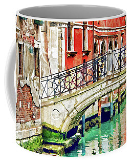 Lost In Venice Coffee Mug
