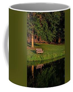 Lost Reflection Coffee Mug