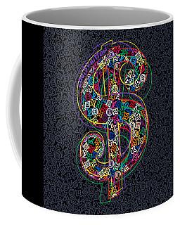 Louis Vuitton Dollar Sign-8 Coffee Mug
