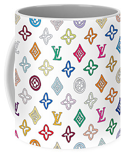 Louis Vuitton Monogram-1 Coffee Mug