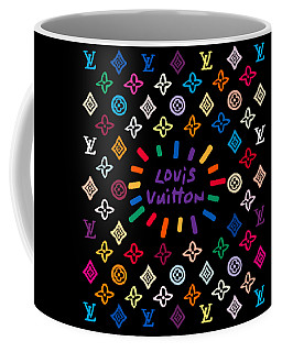 Louis Vuitton Monogram-11 Coffee Mug