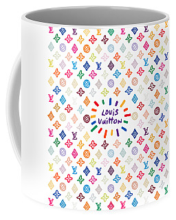 Louis Vuitton Monogram-12 Coffee Mug