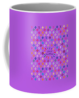 Louis Vuitton Monogram-5 Coffee Mug