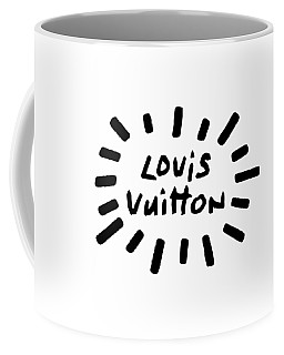 Louis Vuitton Radiant-1 Coffee Mug