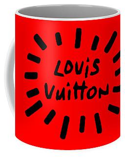 Louis Vuitton Radiant-4 Coffee Mug