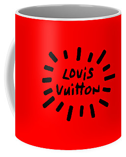 Louis Vuitton Radiant-4 Coffee Mug