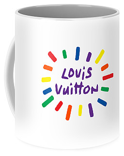 Louis Vuitton Radiant-7 Coffee Mug