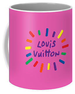 Louis Vuitton Radiant-9 Coffee Mug