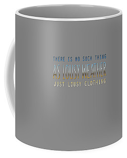 Lousy Clothing Coffee Mug