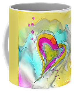 Love Floats Coffee Mug