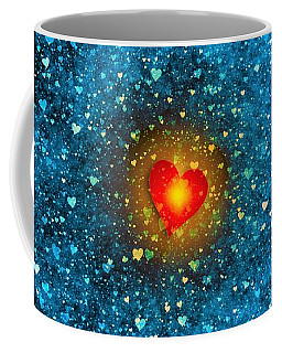 Love Planet Coffee Mug