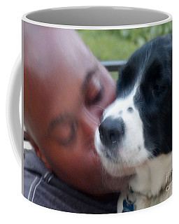 Coffee Mug featuring the photograph  Love by Rosanne Licciardi
