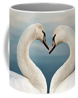 Love Swans Coffee Mug