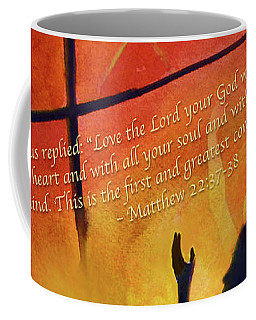 Love The Lord Coffee Mug