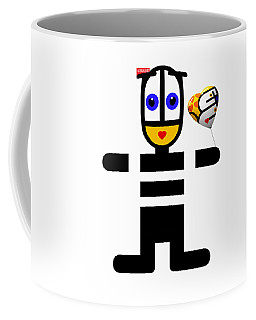 Love Ubabe Coffee Mug