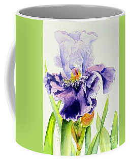Lovely Iris Coffee Mug