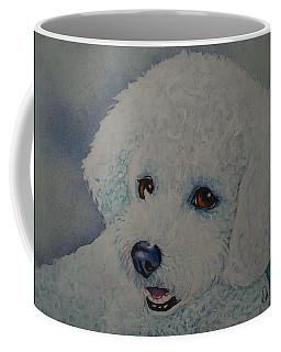 Lovely Lacy Coffee Mug