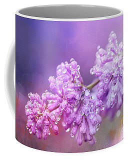 The Magic Of Lilacs In The Rain Coffee Mug