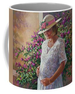 Loving Touch Coffee Mug