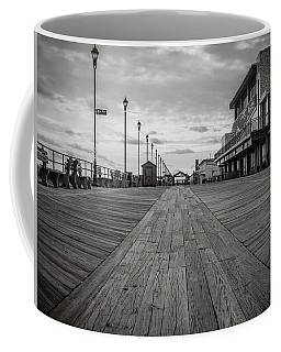 Low On The Boardwalk Coffee Mug
