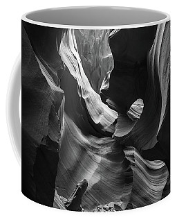Coffee Mug featuring the photograph Lower Antelope Canyon by Mike Long