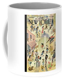 Lower East Side Coffee Mug