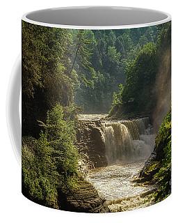 Lower Falls Letchworth State Park Coffee Mug