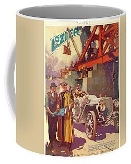 Lozier Advertisement Coffee Mug