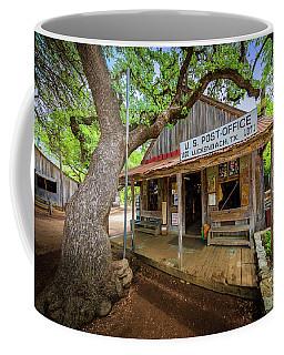 Luckenbach Town Coffee Mug