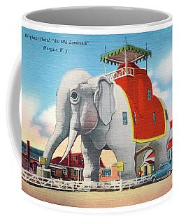 Lucy The Elephant Coffee Mug