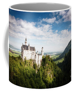 Coffee Mug featuring the photograph Ludwig's Castle by Scott Kemper