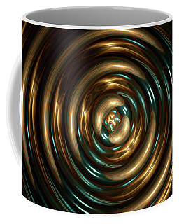 Coffee Mug featuring the digital art Luke by Missy Gainer