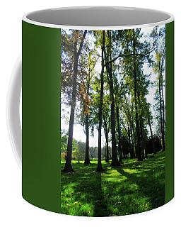 Lulling In The Day Coffee Mug