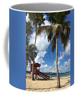 Luquillo Beach Coffee Mug