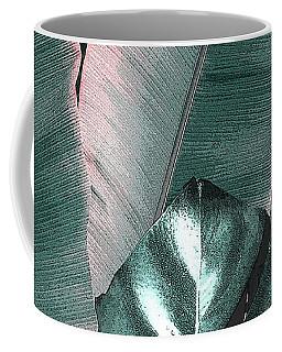 Luscious Tropical Leaves. Coffee Mug