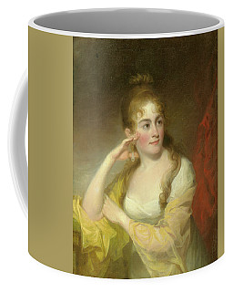 Portrait Of Lydia Leaming, 1806 Coffee Mug