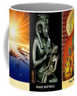 Ma Ra Evolution Coffee Mug