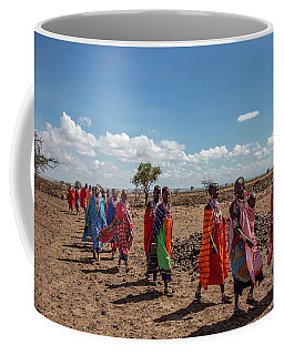 Maasi Women Coffee Mug