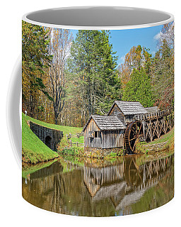 Mabry Mill In Virginia Coffee Mug